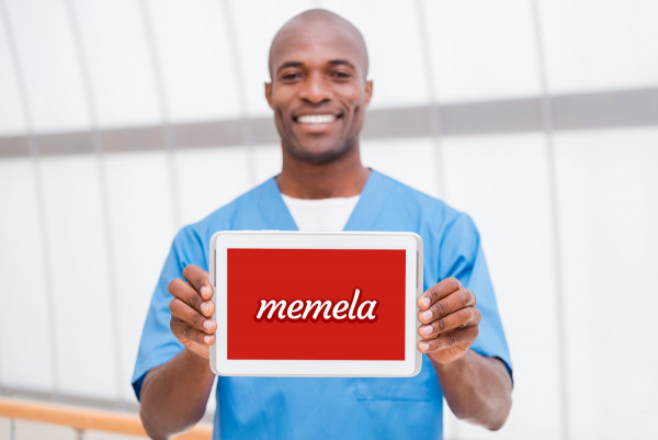 Sample branding #2 for Memela