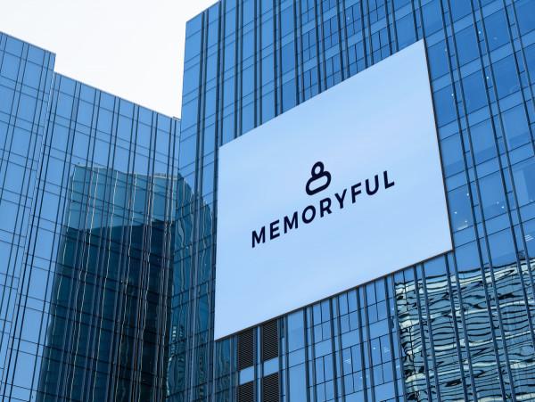 Sample branding #2 for Memoryful