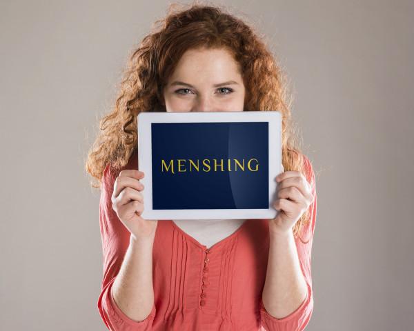 Sample branding #2 for Menshing
