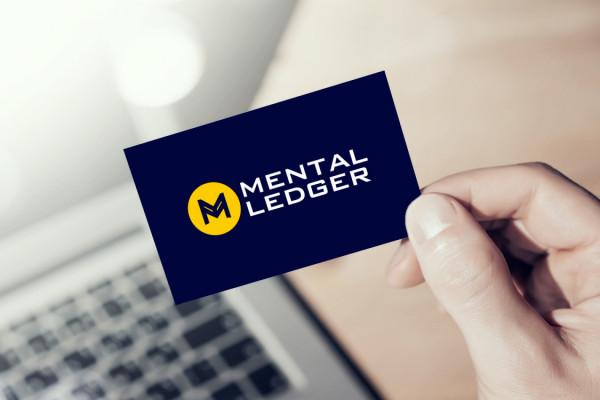 Sample branding #2 for Mentalledger