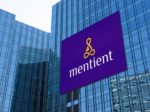 Sample branding #1 for Mentient