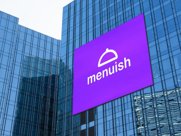 Sample branding #1 for Menuish