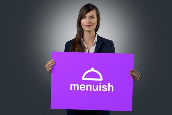 Sample branding #3 for Menuish