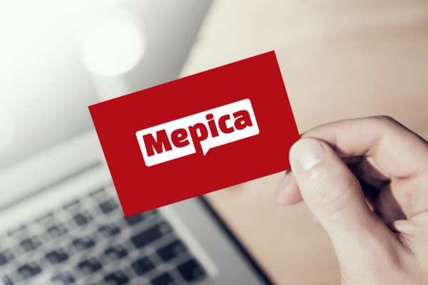 Sample branding #2 for Mepica