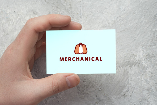Sample branding #3 for Merchanical