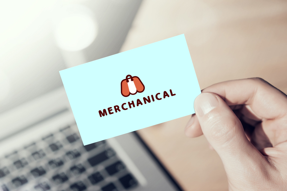Sample branding #2 for Merchanical