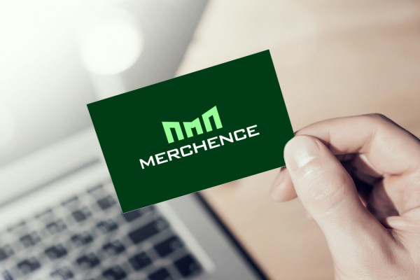 Sample branding #2 for Merchence