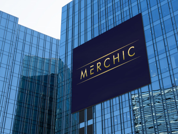 Sample branding #2 for Merchic