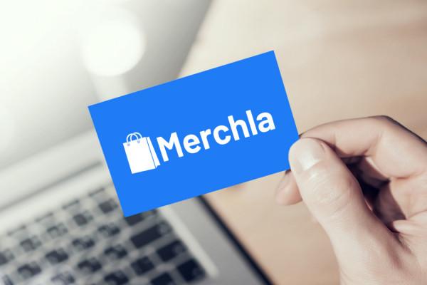 Sample branding #3 for Merchla