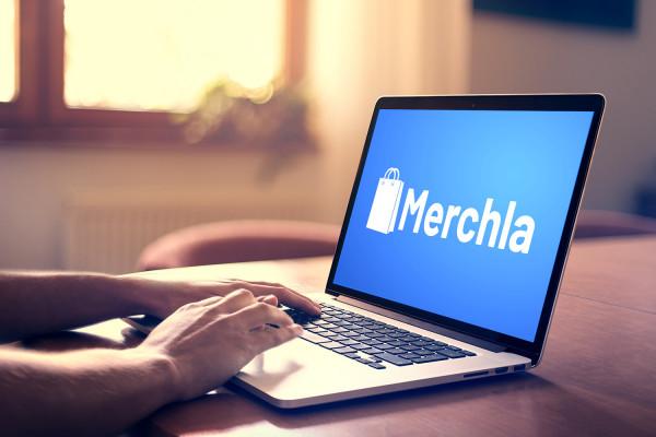 Sample branding #2 for Merchla
