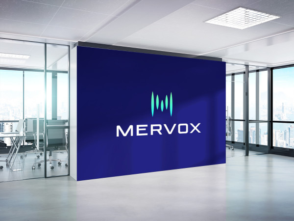 Sample branding #3 for Mervox