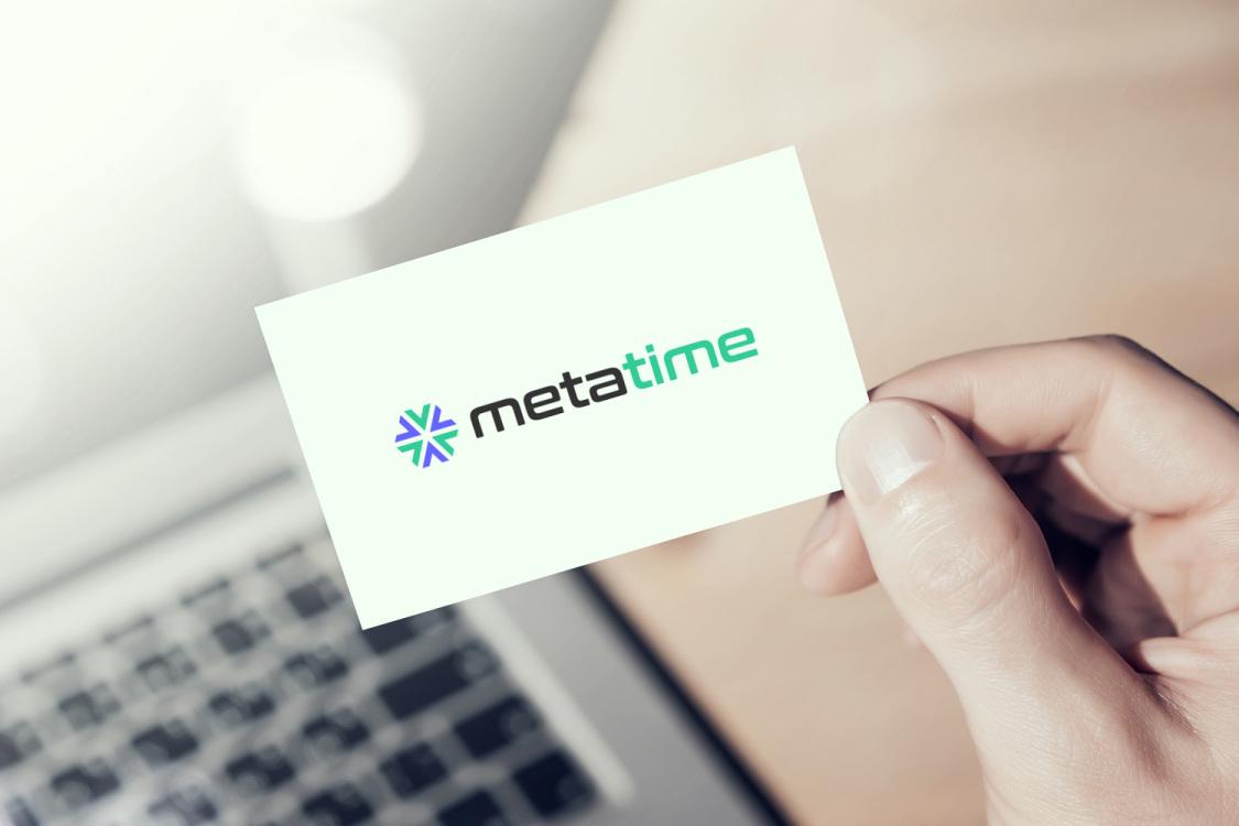 Sample branding #2 for Metatime