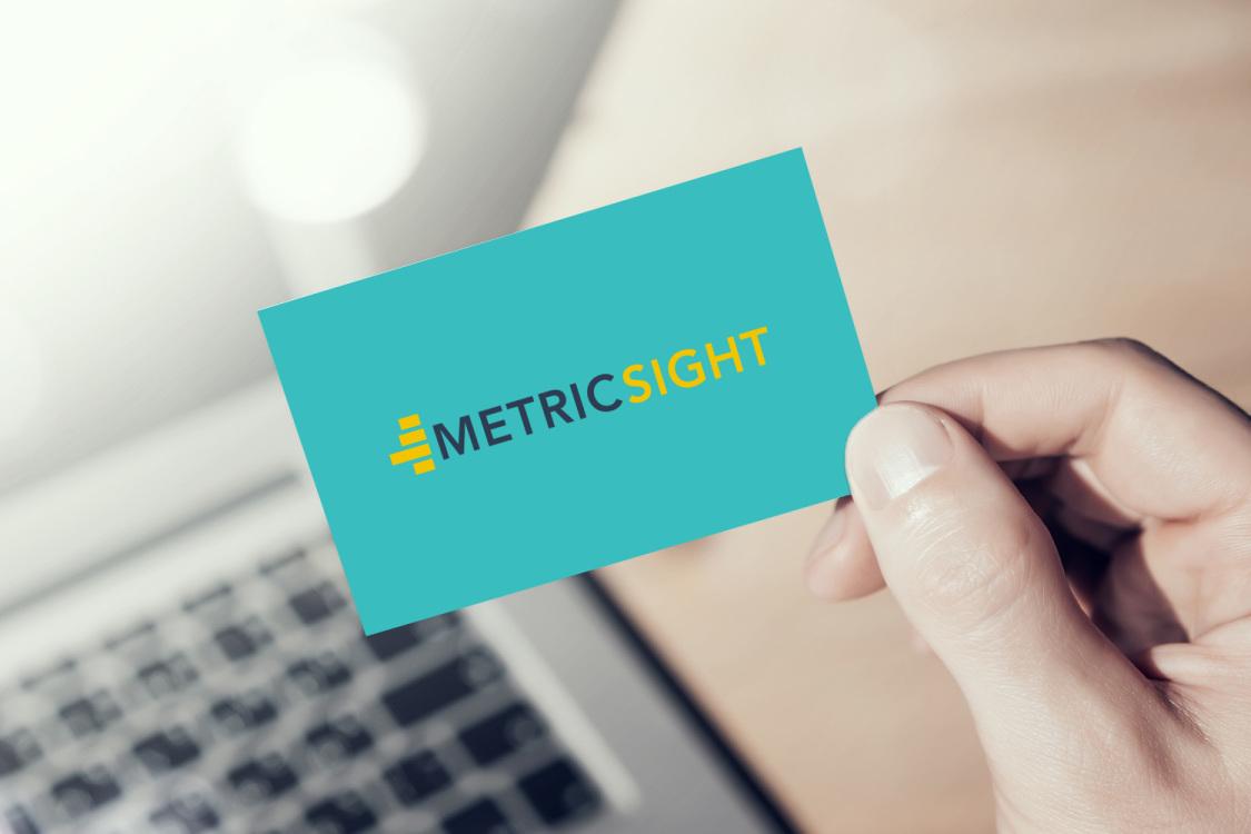 Sample branding #2 for Metricsight