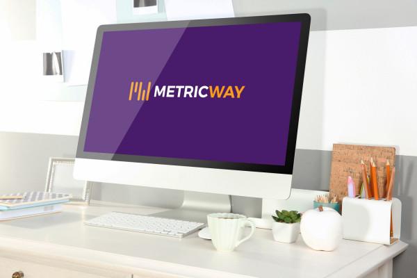 Sample branding #1 for Metricway