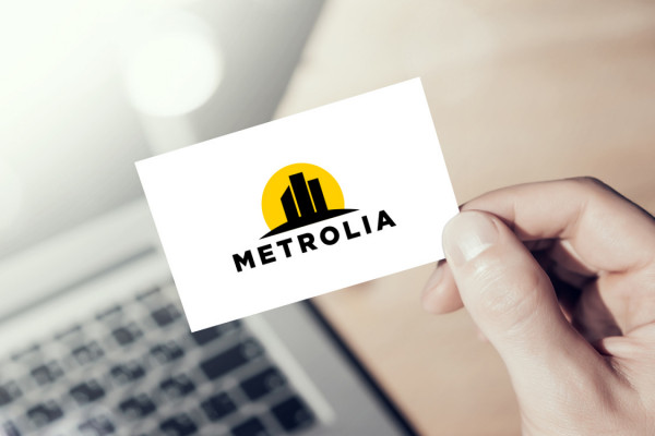Sample branding #3 for Metrolia