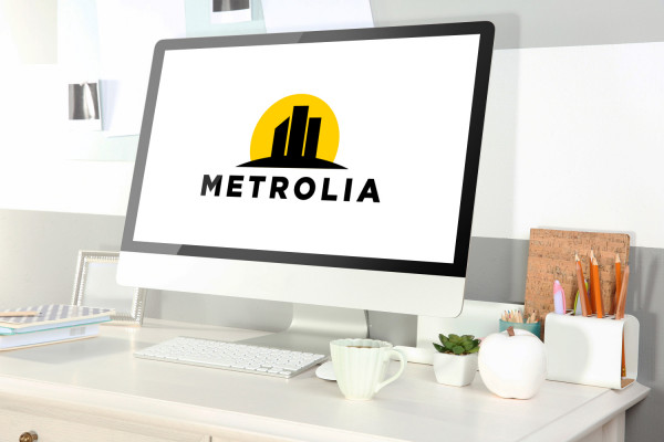Sample branding #1 for Metrolia