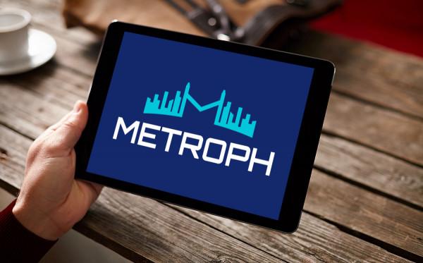 Sample branding #2 for Metroph