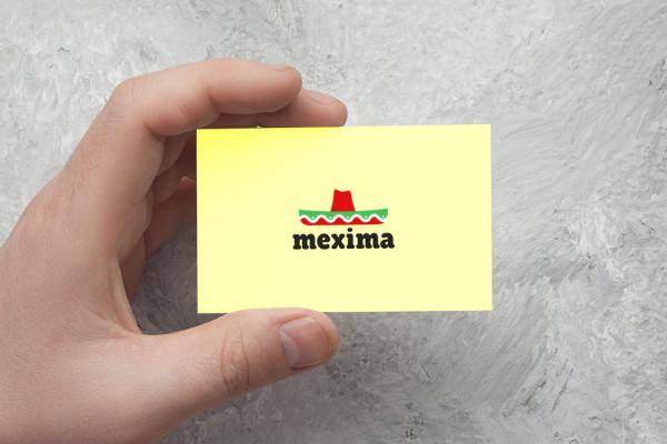 Sample branding #2 for Mexima