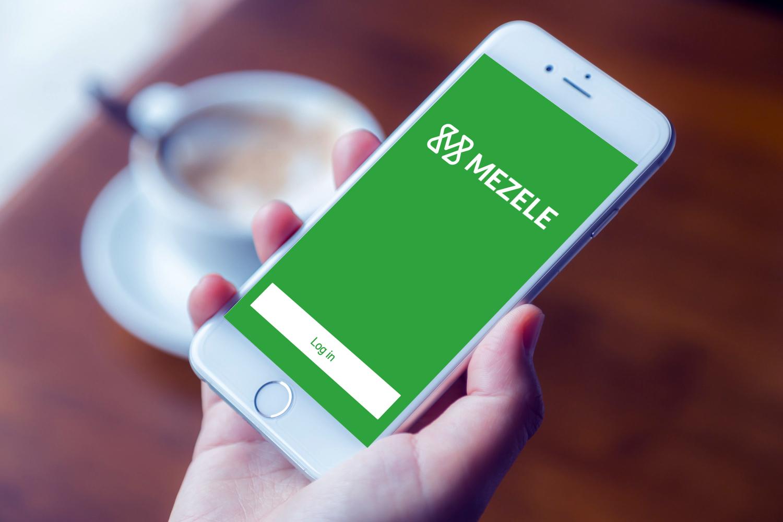 Sample branding #1 for Mezele