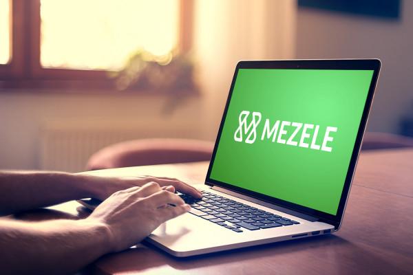 Sample branding #2 for Mezele