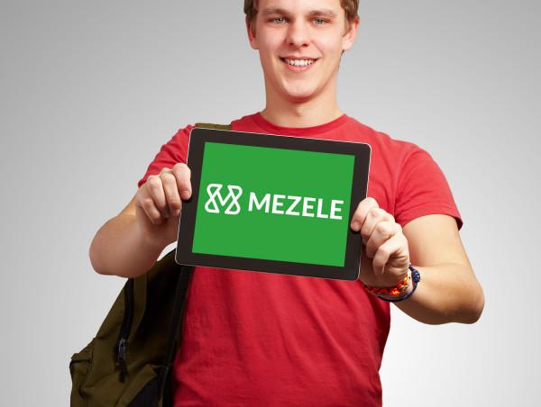 Sample branding #3 for Mezele