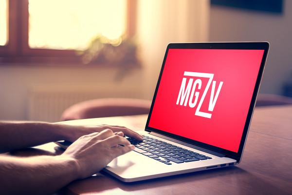 Sample branding #1 for Mgzv