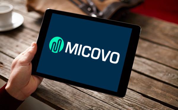 Sample branding #3 for Micovo