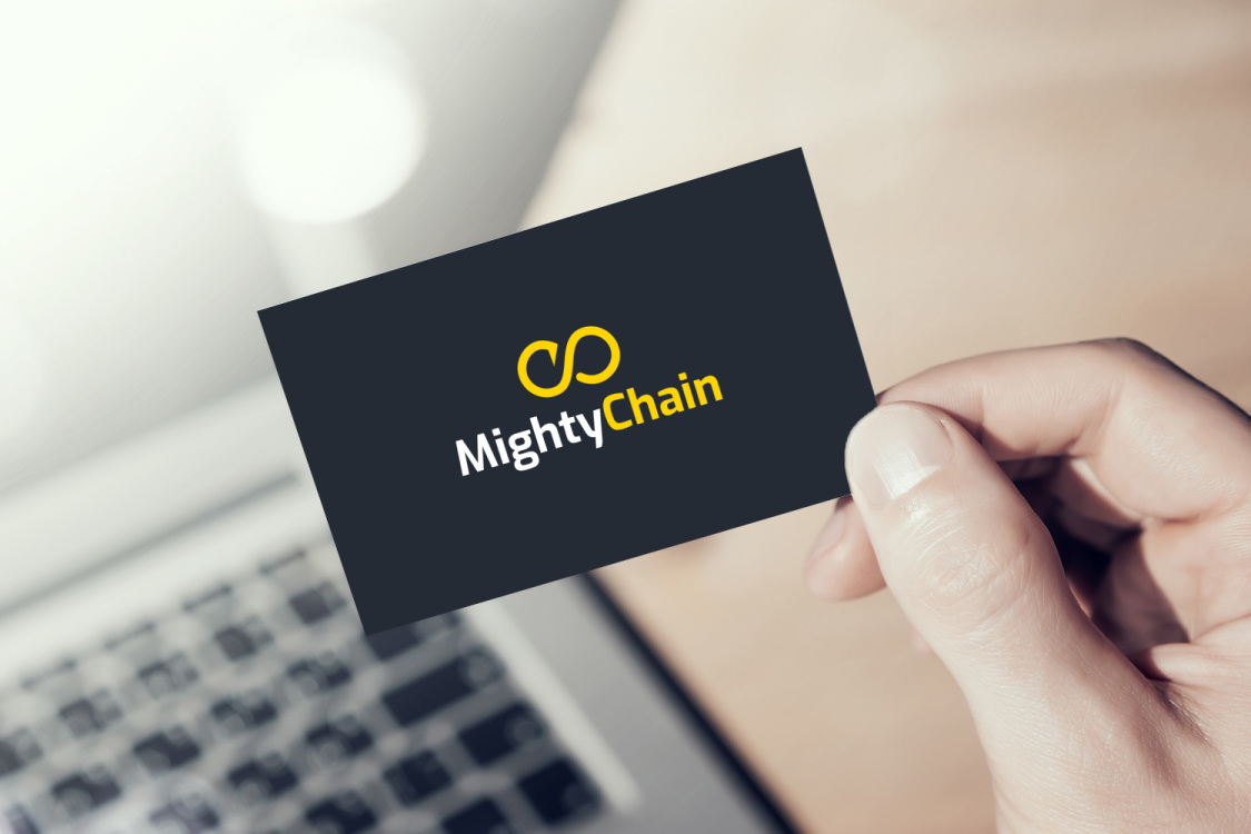 Sample branding #2 for Mightychain