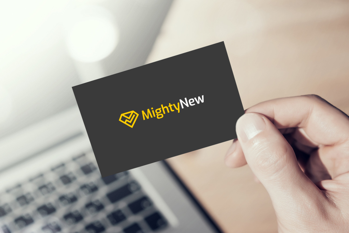 Sample branding #1 for Mightynew