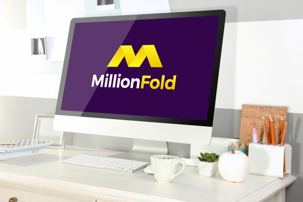 Sample branding #3 for Millionfold
