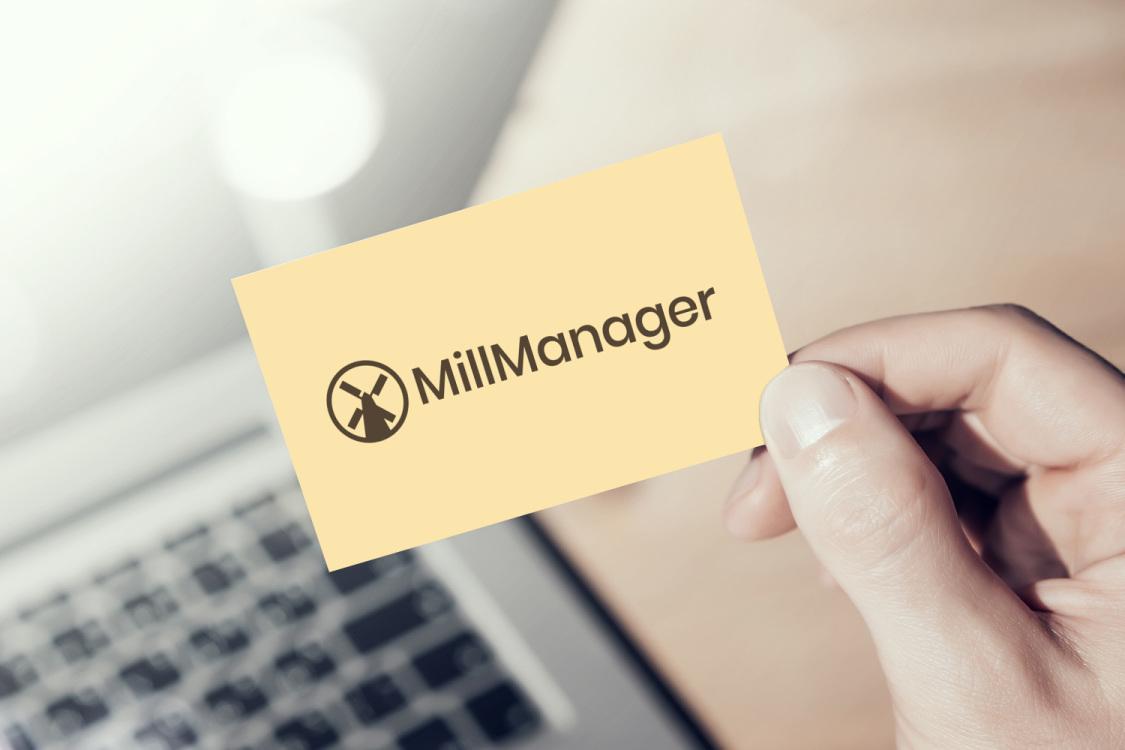 Sample branding #2 for Millmanager