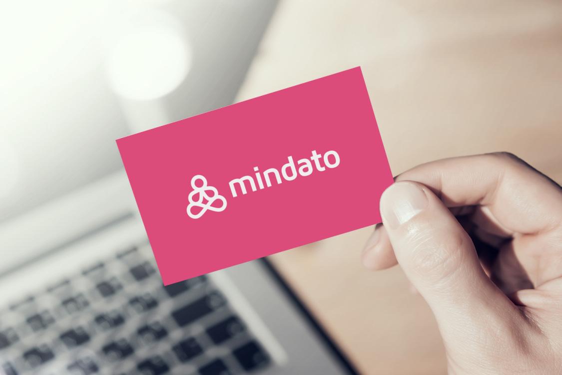 Sample branding #2 for Mindato