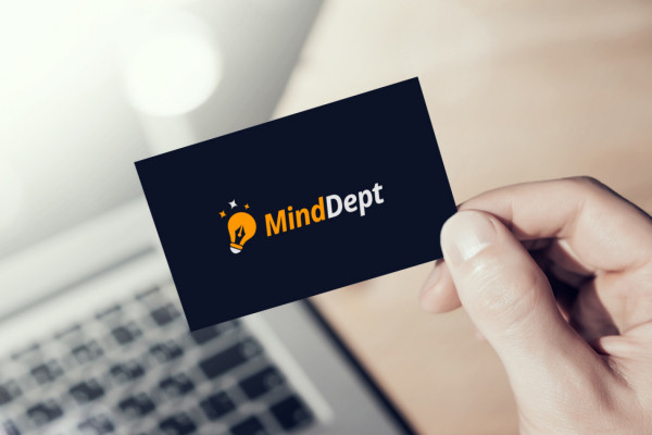 Sample branding #3 for Minddept