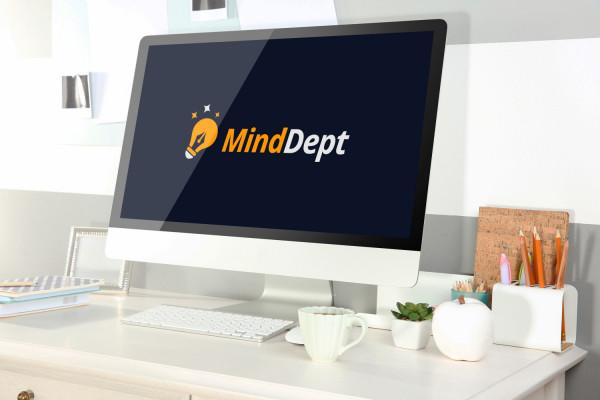 Sample branding #1 for Minddept