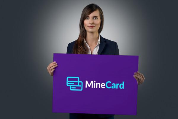 Sample branding #1 for Minecard