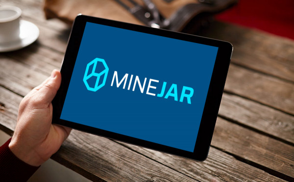 Sample branding #1 for Minejar