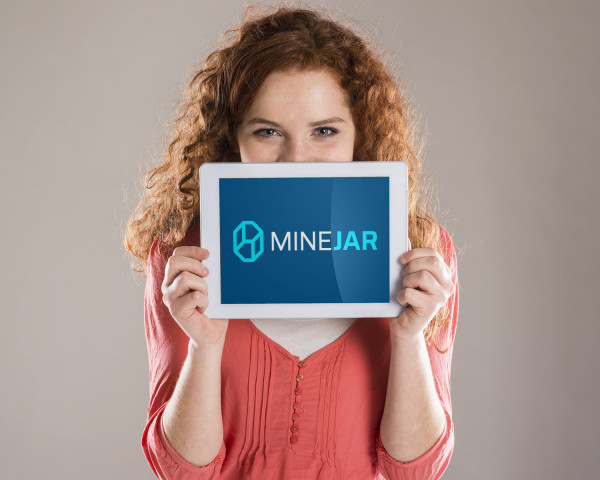 Sample branding #3 for Minejar