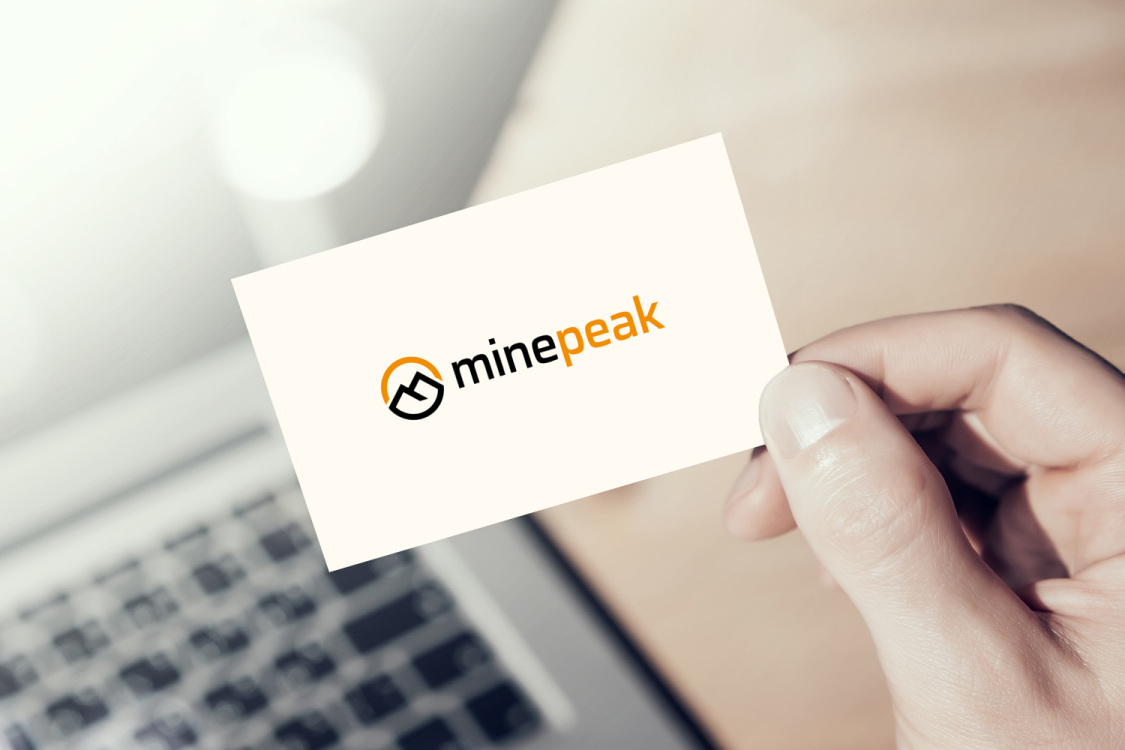 Sample branding #3 for Minepeak