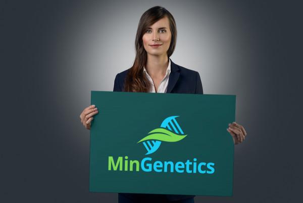 Sample branding #2 for Mingenetics