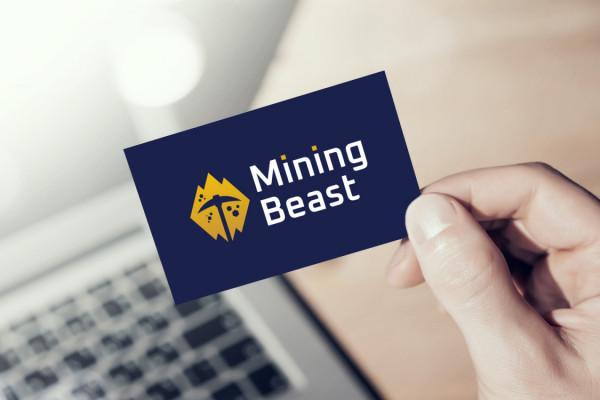 Sample branding #3 for Miningbeast