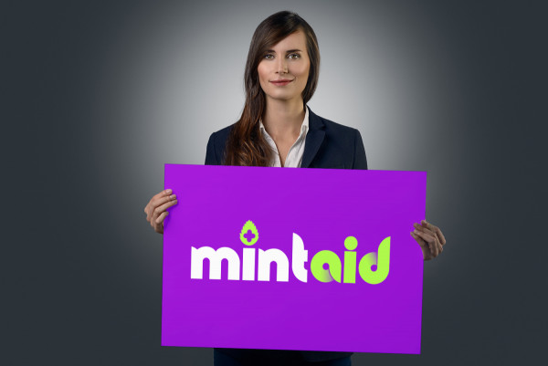 Sample branding #3 for Mintaid