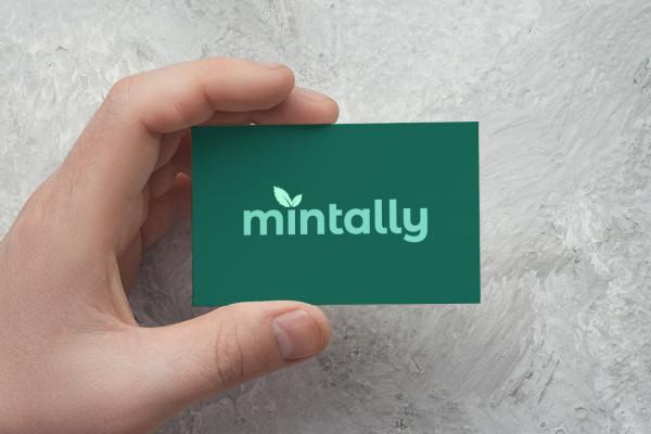 Sample branding #1 for Mintally