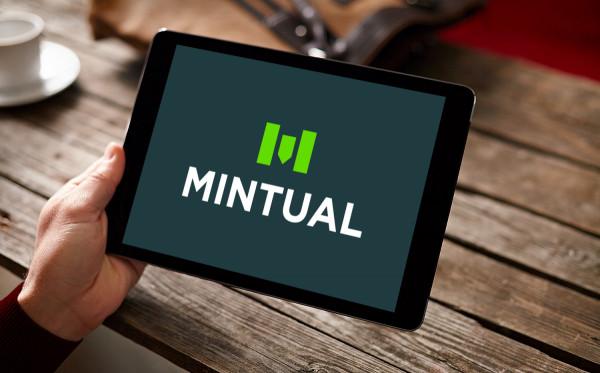 Sample branding #1 for Mintual