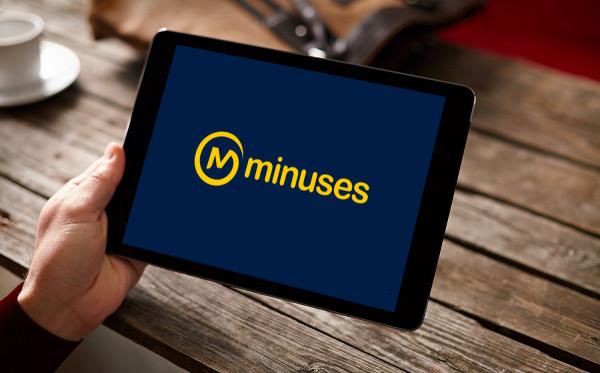 Sample branding #2 for Minuses