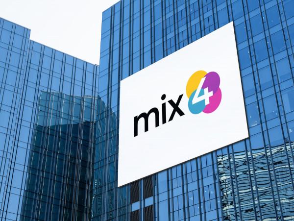 Sample branding #3 for Mix4