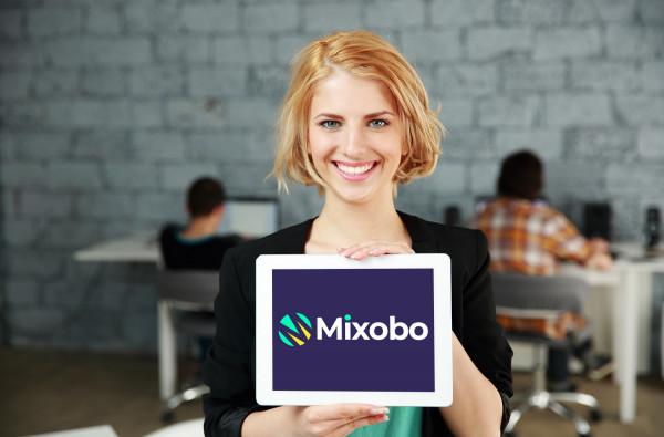 Sample branding #1 for Mixobo