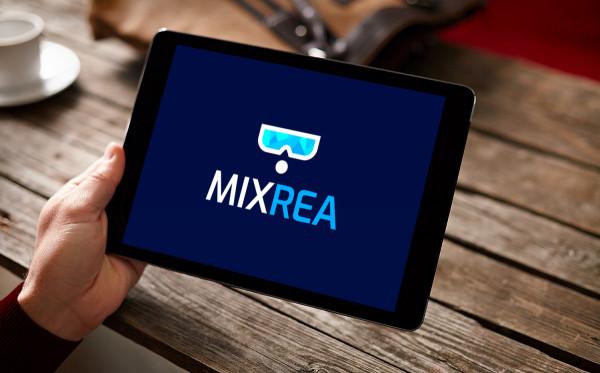 Sample branding #2 for Mixrea