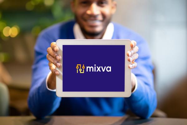 Sample branding #1 for Mixva