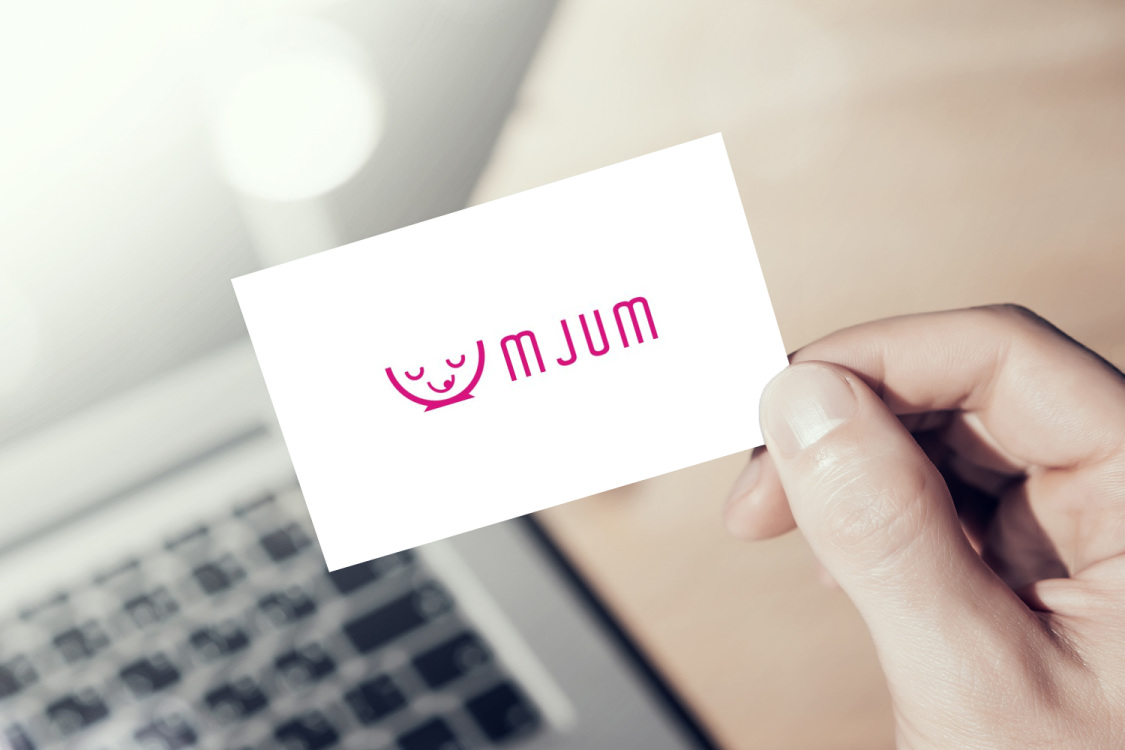 Sample branding #1 for Mjum