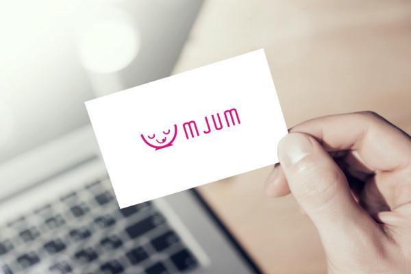Sample branding #1 for Mjum
